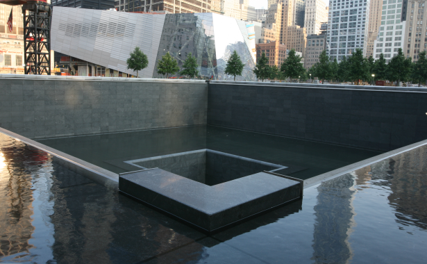 A look at the 9 11 memorial museum and monument designs - Ground zero pools ...