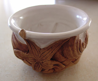 Soup bowl by Karin Villaroman