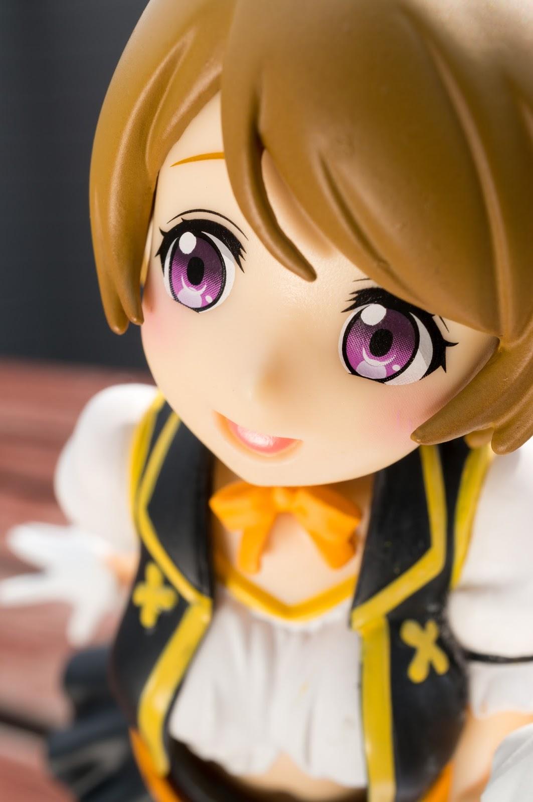 ラブライブ! 小泉花陽 HANAYO - No brand girls プレミアムフィギュア プライズ セガ レビュー
