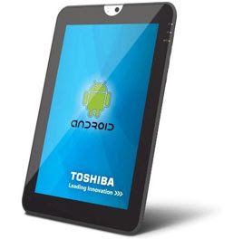 Toshiba 10.1-inch Android