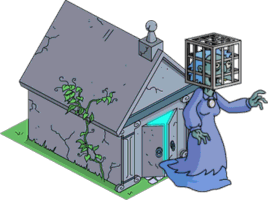 Mausoleum + Senile Zombie