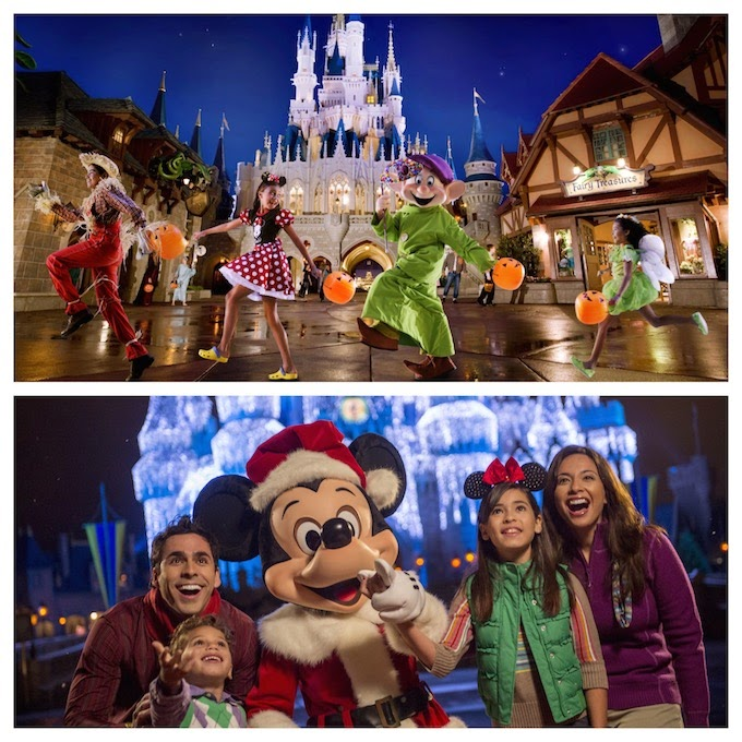 Disney S Very Merry Christmas Party Tickets: Disney Donna Kay: Get Your Mickey's Not-So-Scary Halloween