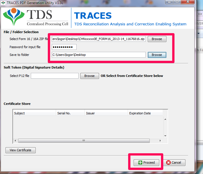 justification report utility latest We all taxpayee well known presently traces is supporting to generate form-16 or 16a instead tin-nsdlcom traces has already been provided traces-pdf-converter-v13lzip software which is easy to use and generates tds form-16 or 16a by tan or pan registrationtraces justification report generation utility.