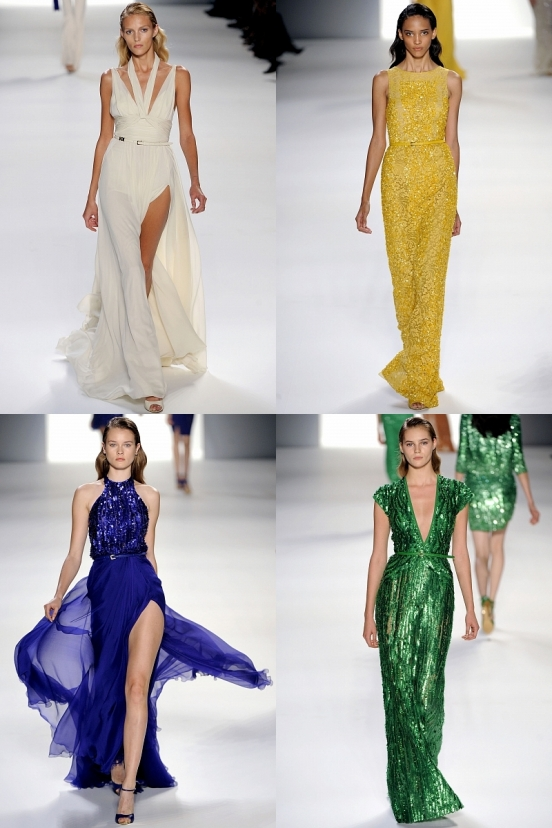 1f9ed1 Довгі вечірні сукні 2012 / фото