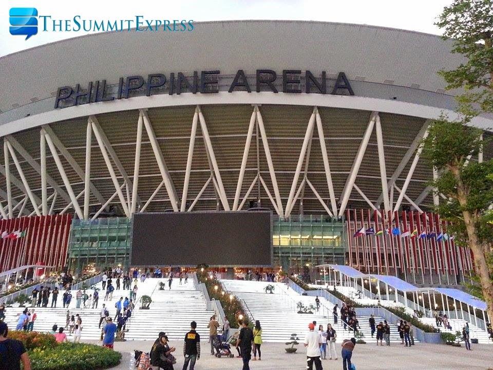 Philippine Arena Guinness Book record