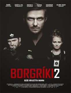 Borgríki 2 (Reykjavík: Brigada policial) (2014)