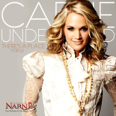 Carrie Underwood - There's A Place For Us Lyrics