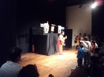 "Festival de Curitiba 2011"" Mostra Seu Nariz"""