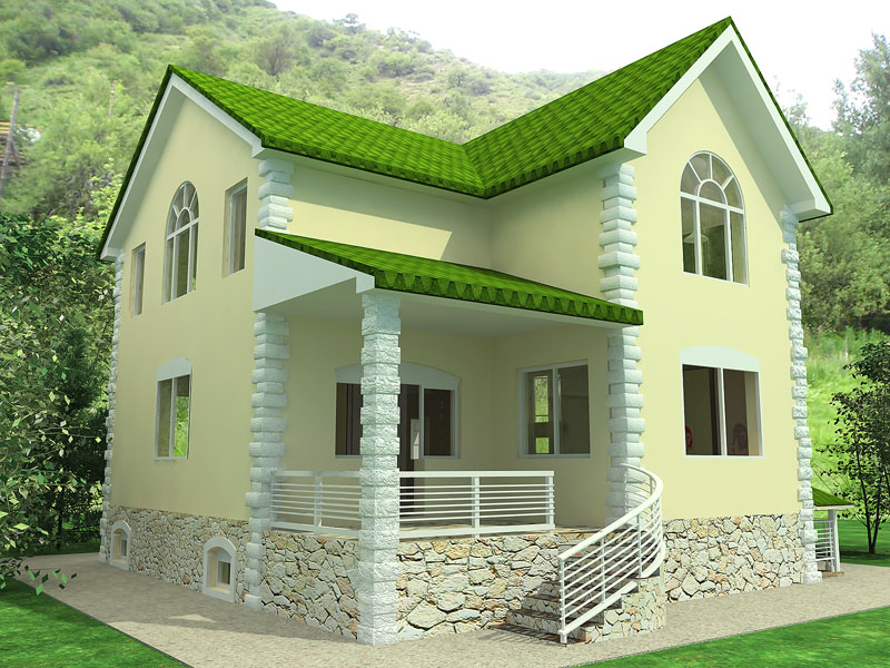 New home designs latest beautiful modern home exterior for Beautiful modern home designs