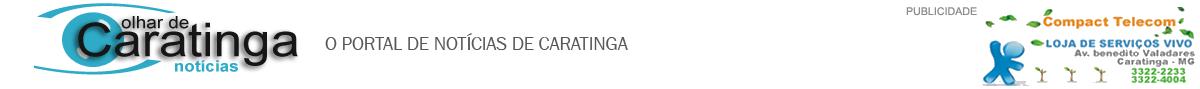 NOTICIAS DE CARATINGA MG