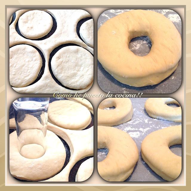 masa para donuts