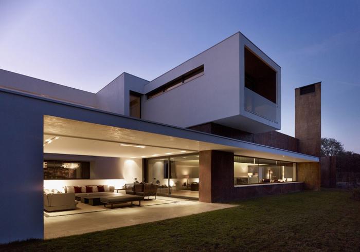 casas minimalistas y modernas casa minimalista en madrid