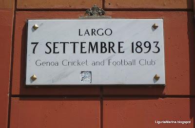 data della nascita del Genoa