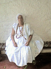 Mãe Lucia Helena Alves