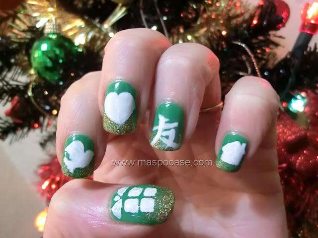 xmas nail art gifts