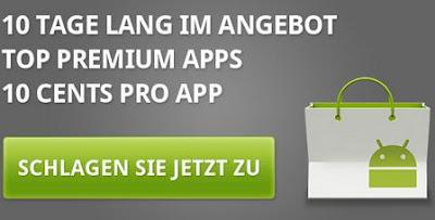 Android-Market-Aktion: Top-Apps für nur 10 Cent