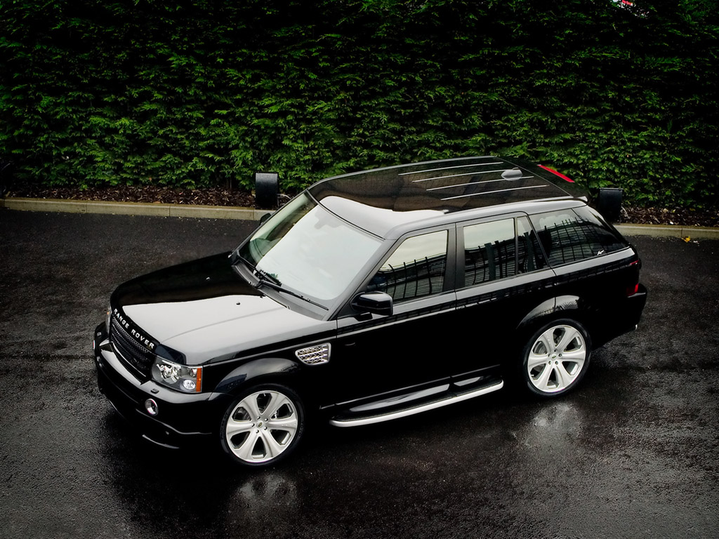 download popular wallpapers 5 stars range rover sport. Black Bedroom Furniture Sets. Home Design Ideas