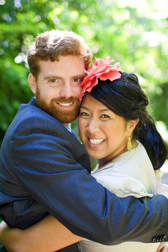 Amy and Warren Wedding Photo by Meg Ruth Photo