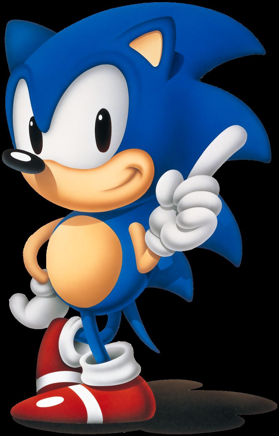 Sonic the Hedgehog (?????????????)