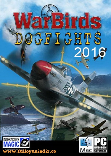 WarBirds Dogfights 2016 - HI2U