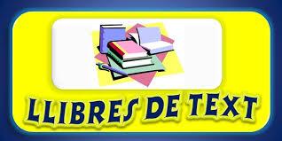 LLIBRES DE TEXT 2018-2019