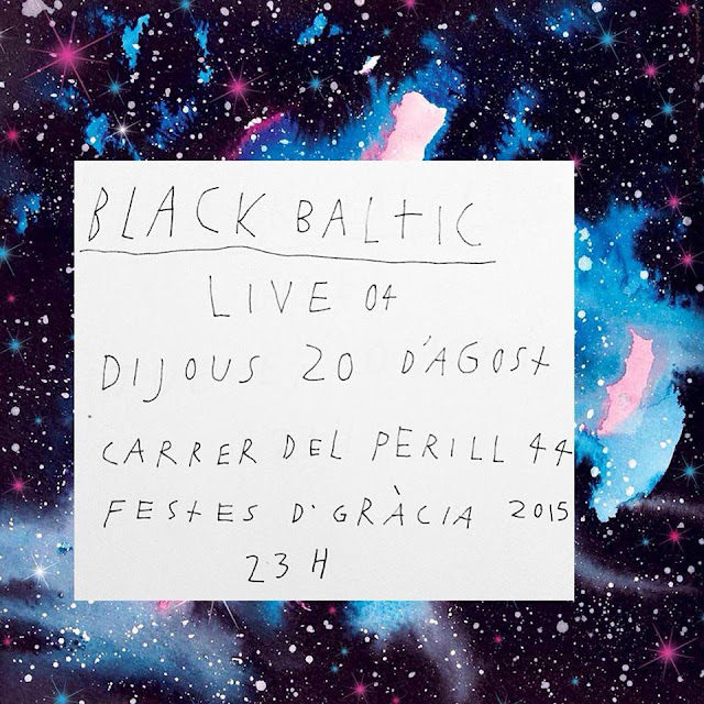 BLACK BALTIC LIVE - CARRER DEL PERILL 44