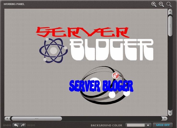 Tutorial Membuat Logo Header Keren