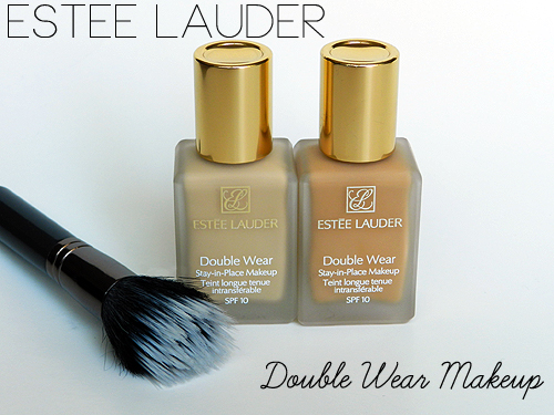 Reviewing an old favorite: Estee Lauder Double Wear Foundation.