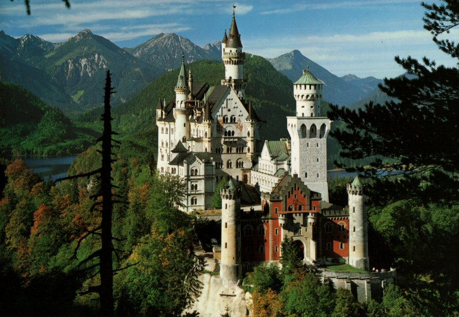 Neuschwanstein Castle Mostly Visited Place in Germany ...