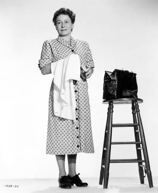 thelma ritter death