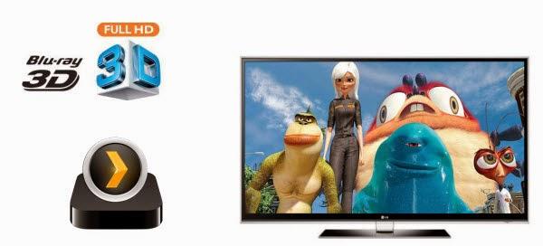 Rip 3D Blu-rays to Plex Server