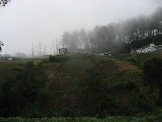 Zunil, las fuentes Georginas (aguas termales), Quetzaltenango, Guatemala