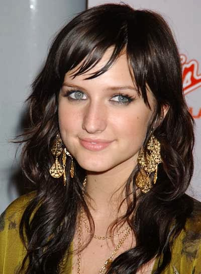 Shag Hairstyle with Bangs for Long Hair