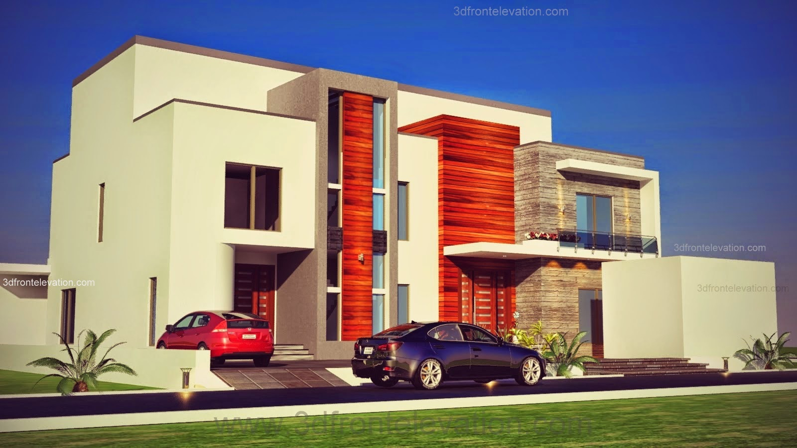 3d Front Elevation Of Houses In Dubai : D front elevation dubai joy studio design gallery
