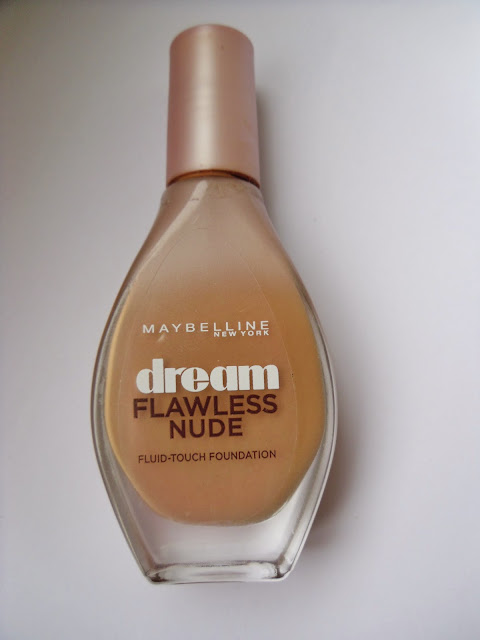 Maybelline Dream Flawless Nude Foundation Review