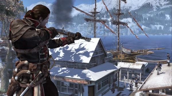 Assassins Creed Rogue Screenshot 1