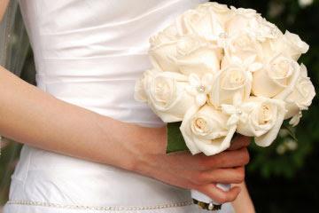 The Beautiful White Wedding Flowers Photos