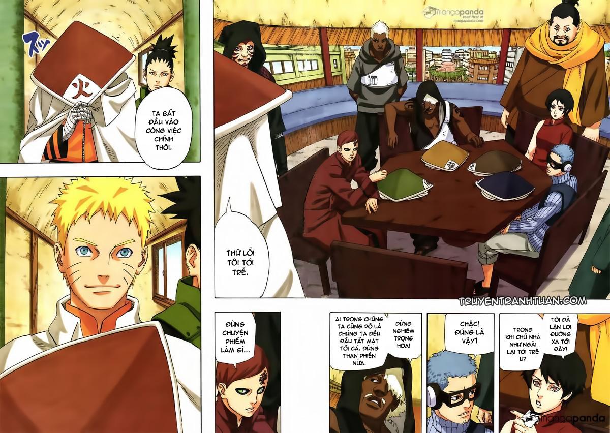 Naruto Chap 700 - Trang 20