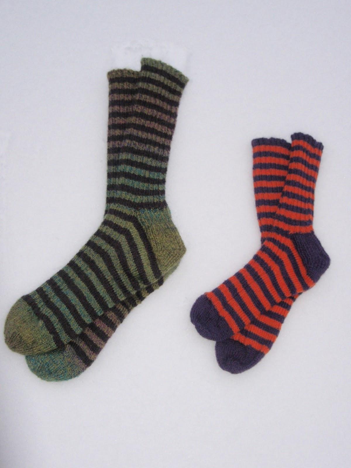 Christunte, januar, 2 par sokker