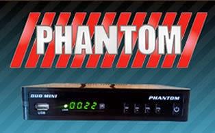 NOVA ATUALIZAÇÃO PHANTOM MINI PLUS. DATA: 16/11/2013. Phantom+hd+snoop+eletronicos