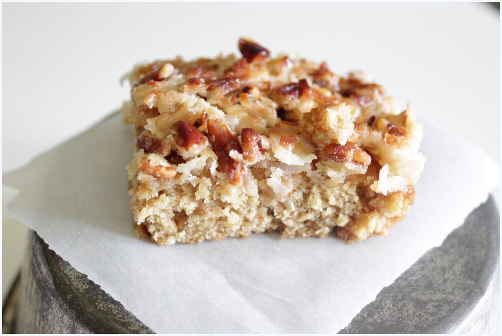 Old Fashioned Crumb Cake Recipe