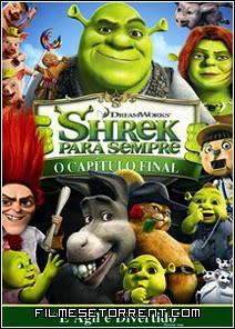Shrek Para Sempre Torrent Dual Áudio