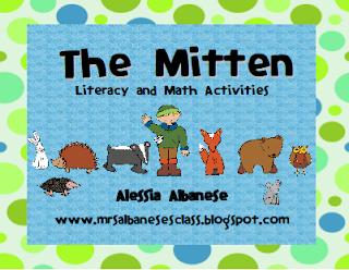 http://www.teacherspayteachers.com/Product/The-Mitten-Literacy-and-Math-Fun-440778