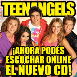 Escucha el CD  de Teen Angels en itunes