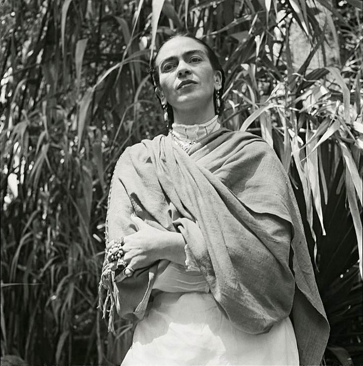 Frida Kahlo by Gisèle Freund