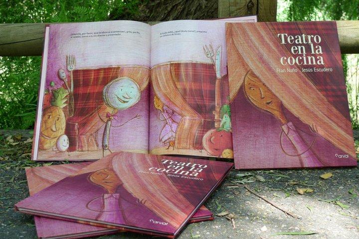 El cuaderno de fran nu o teatro en la cocina for Teatro la cocina