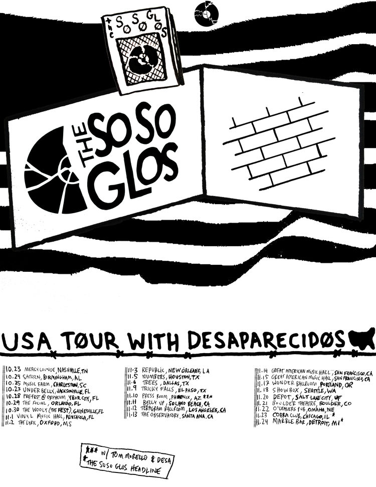 24 Hour Giveaway Win Tickets To See The So Glos Wsg Dirtwolf At Marble Bar