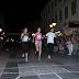 Stöckelschuh Lauf in Bitola