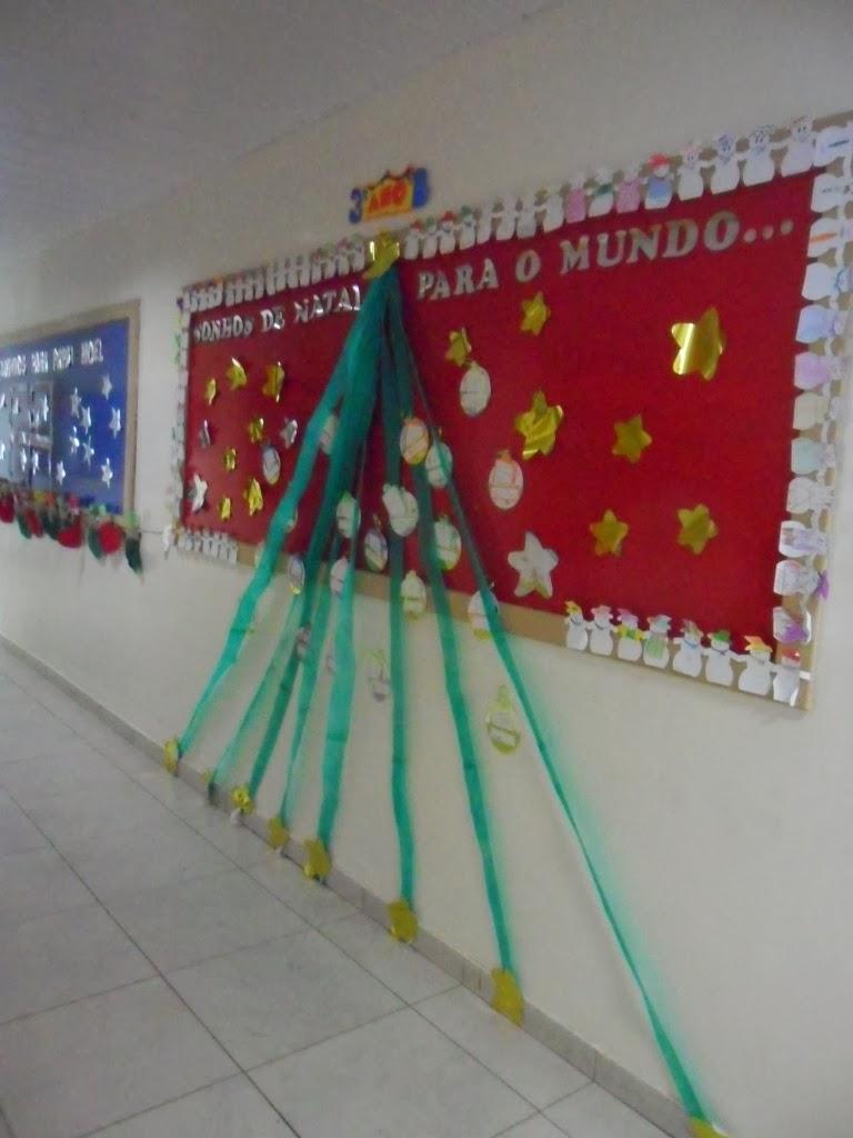Pedag giccos meu mural de natal for Bordas para mural