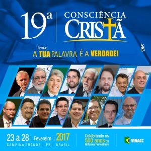 Consciência Cristã  2017